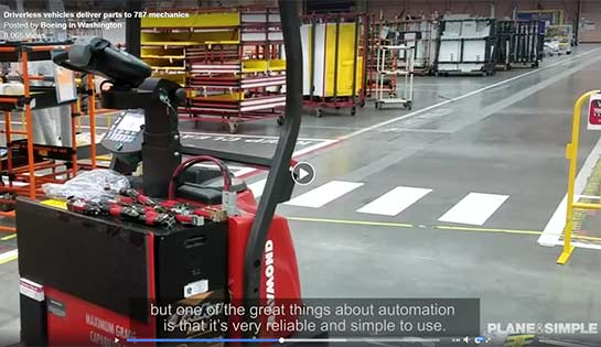 robotic pallet jacks, automated lift trucks