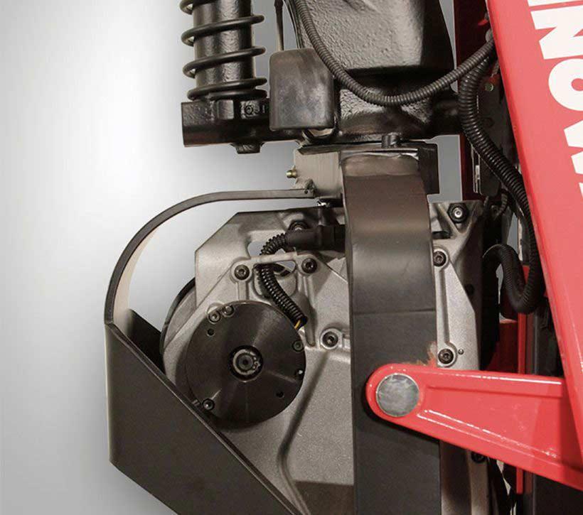 Raymond PST Plus Motorized hand pallet jack