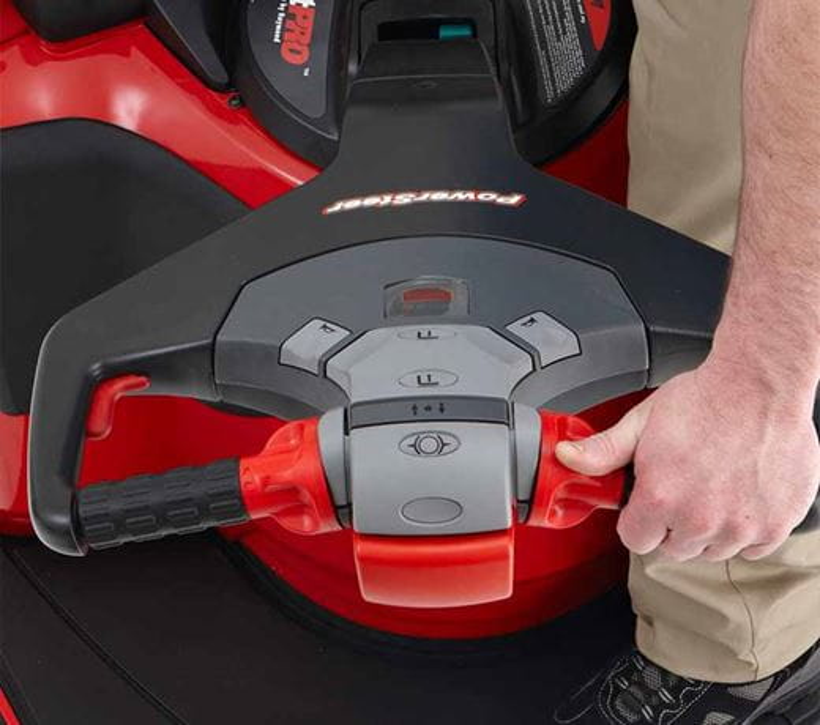 Raymond pallet truck control handle