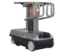 sprint, aerial lift, warehouse lift