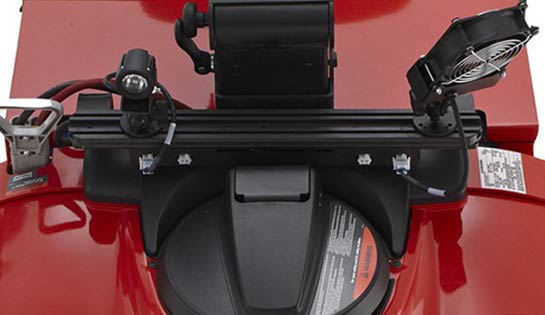 Raymond 8610 Tow Tractor Accessory Bar