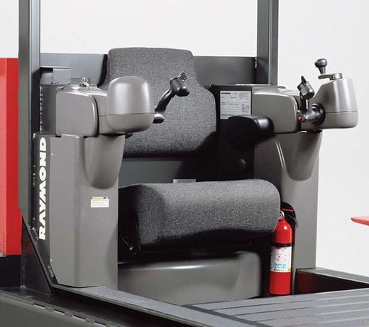 Raymond Transtacker TRT Swing-Reach Truck Operator's Compartment