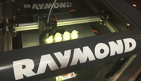 Manufacturing Day 2016, 3D printer
