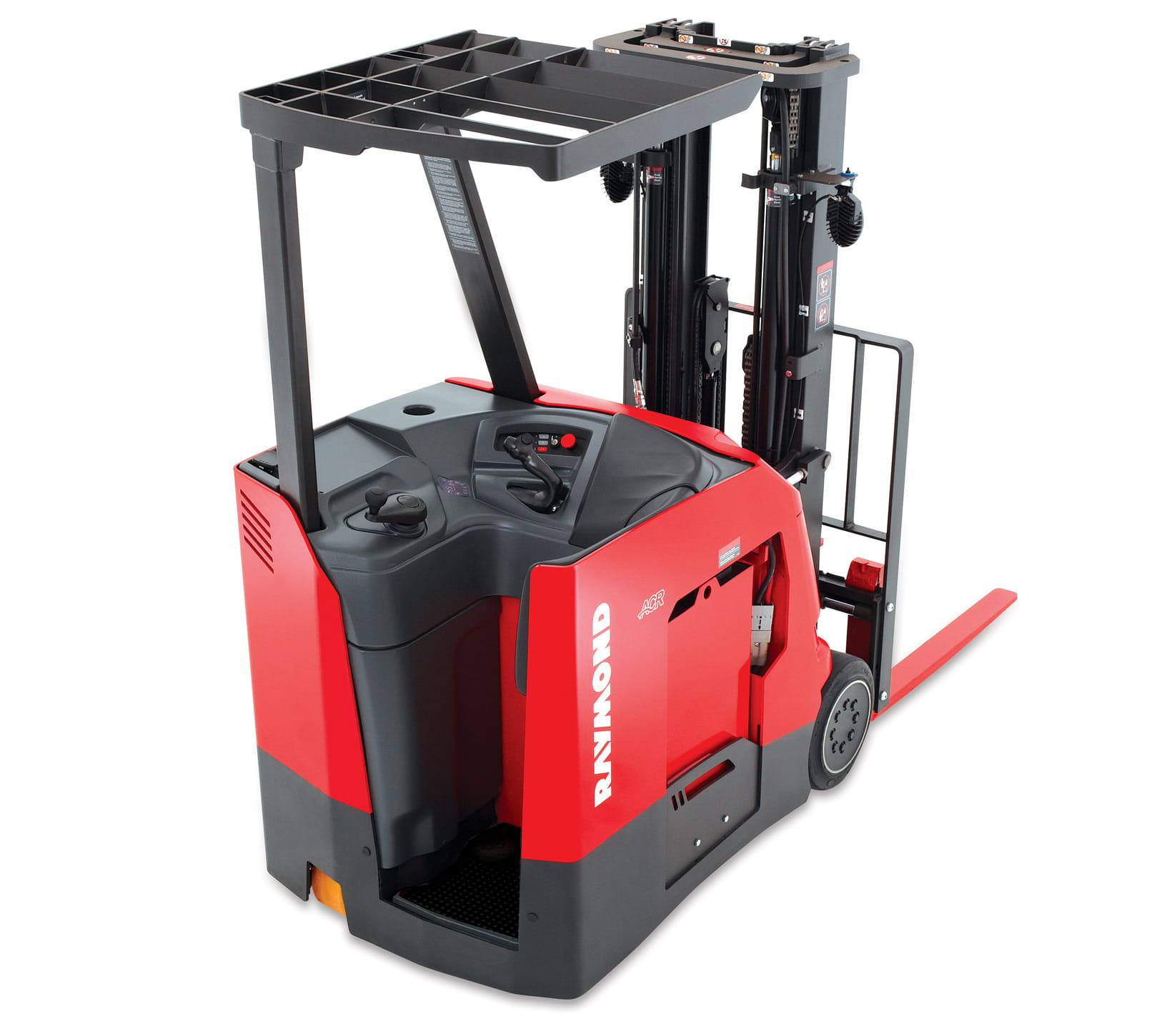 counterbalanced forklift